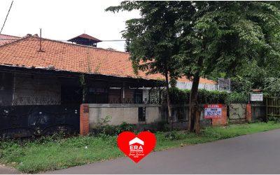Rumah Luas di Kemanggisan, Palmerah Jakarta Barat