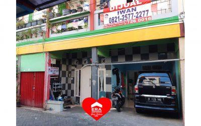Rumah Murah 2 Lantai di Larangan Tangerang