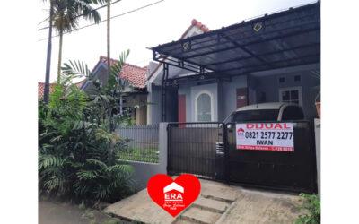 Rumah Cantik di Perumahan Mahkota Simprug, Larangan Tangerang